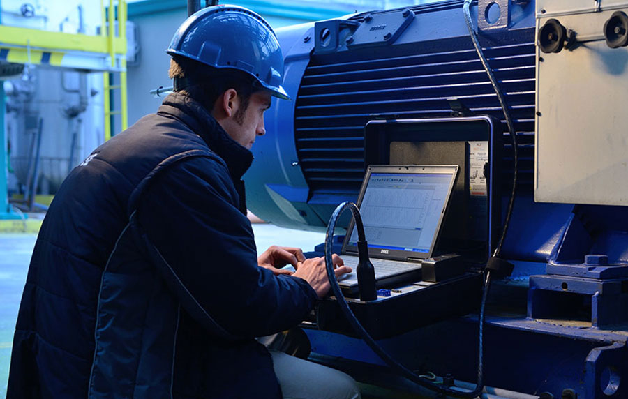 Increase efficiency and reliability of electric motors
