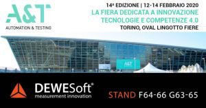 ISE @ A&T Automation&testing 2020